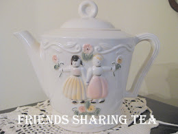 """Friends Sharing Tea"" is posted on TUESDAY"