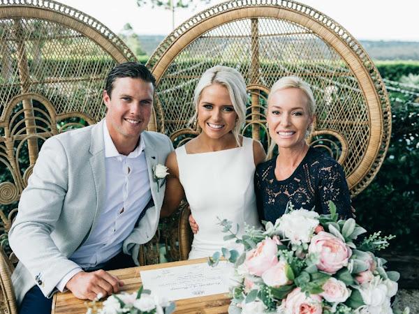 ➳ CLARAH LUXFORD WEDDING CELEBRANT | HEARTFELT WEDDING CEREMONIES Q&A {TERRANORA}