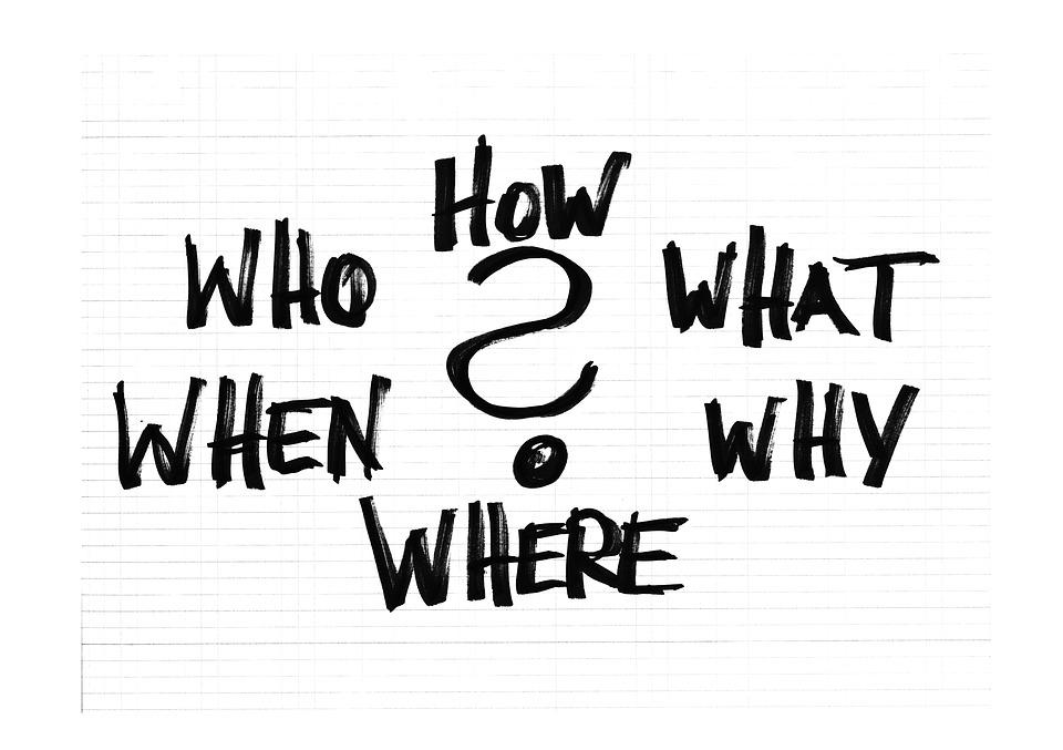 How to form questions in English ? ~ تعلم اللغة الإنجليزية
