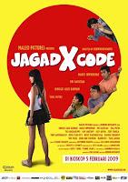 Tiga anak muda pengangguran yang tinggal di kampung Kali Code Yogyakarta Download Film Jagad X Code (2009) DVDRip Full Movie
