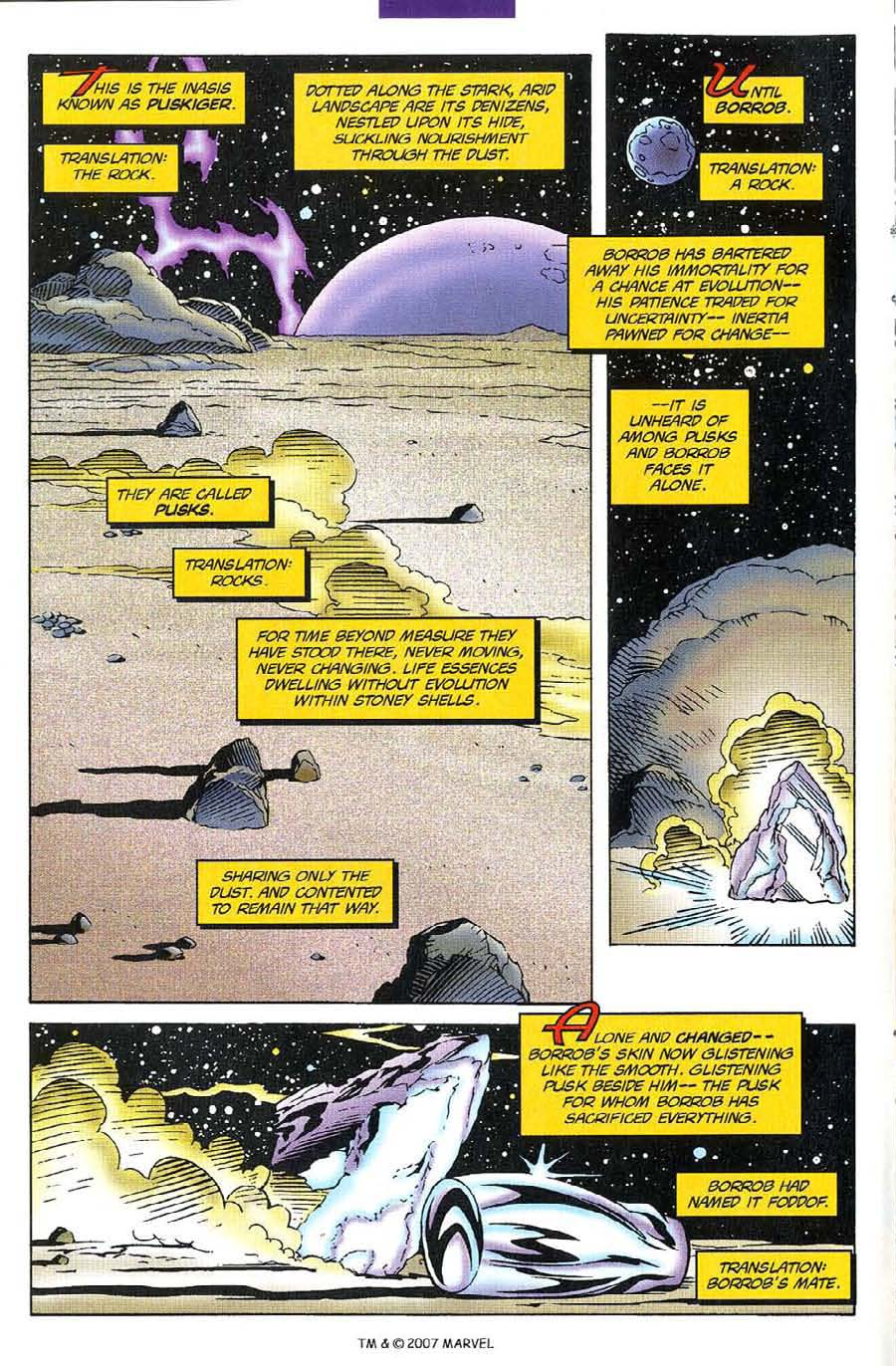 Read online Silver Surfer (1987) comic -  Issue #116 - 16