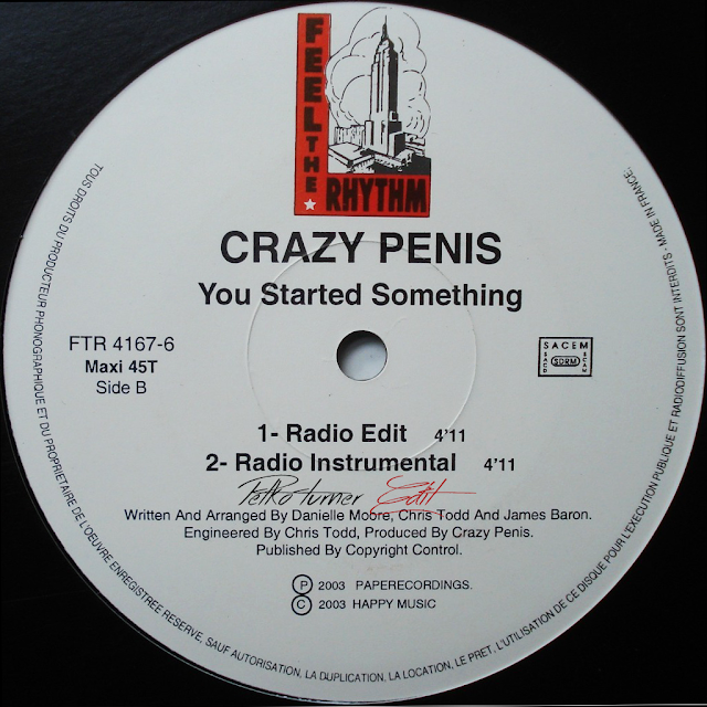 Crazy penis you started something