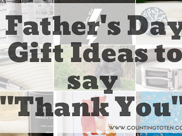 Gifts for Great Dads (#AD Gifted)