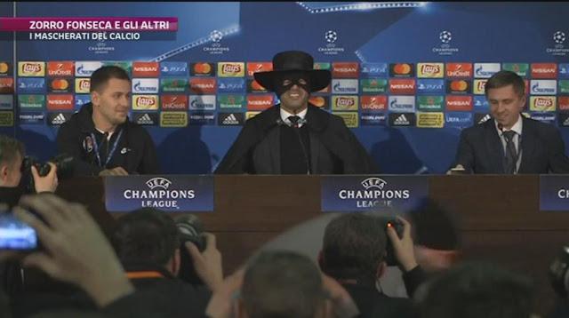 Pelatih Shakhtar Zorro