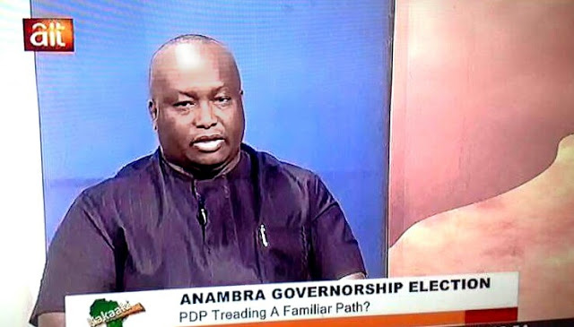 PDP Anambra Guber Primaries: Ifeanyi Ubah explodes, narrates how he was rigged out.