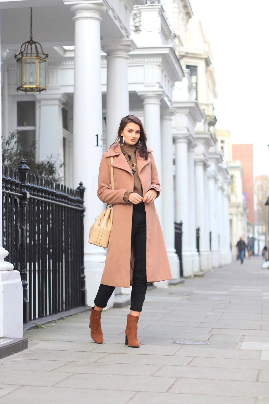 styling neutrals peexo fashion blogger london