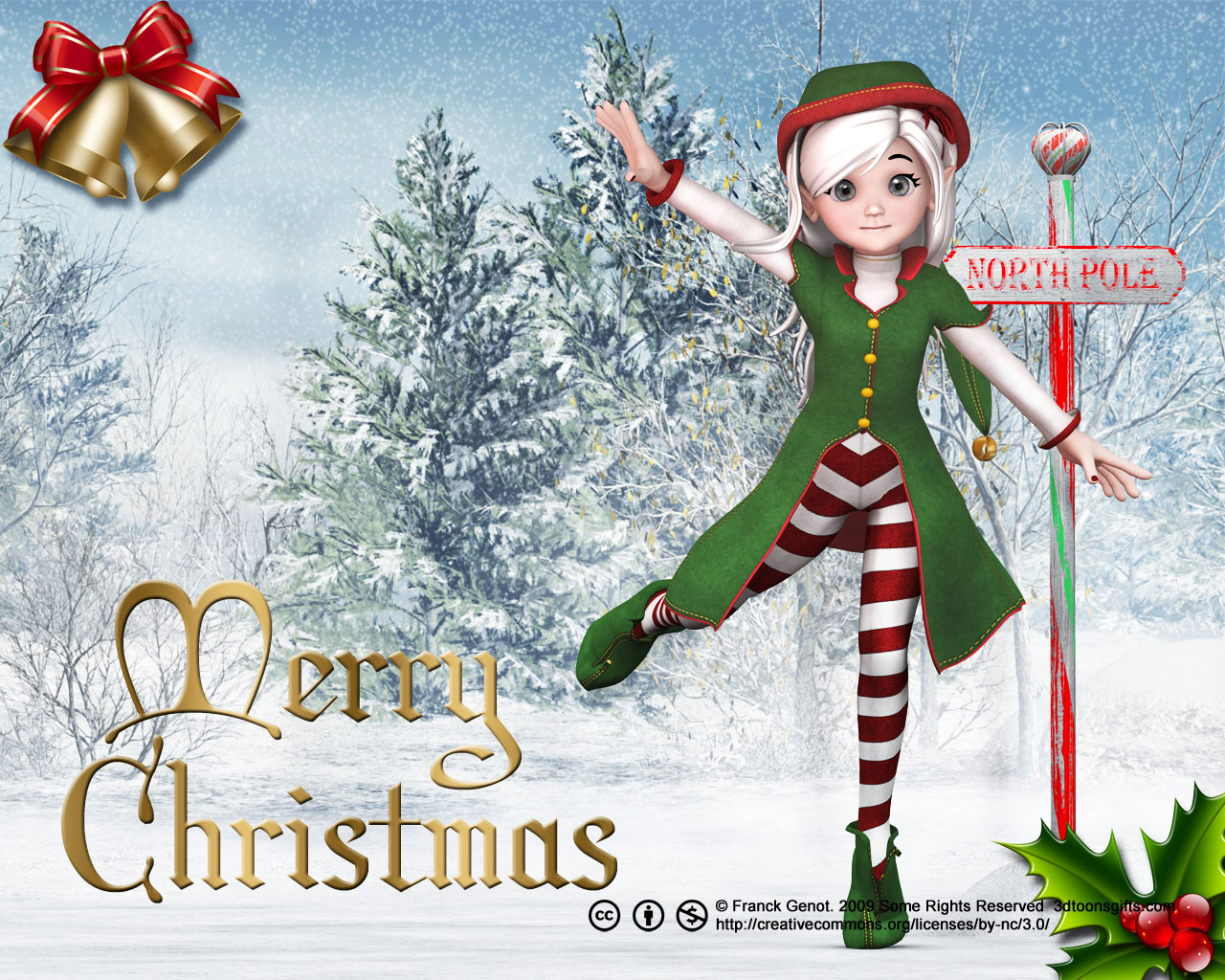 Ultimate free desktop wallpaper gallery utimate desktop - Christmas elf on the shelf wallpaper ...