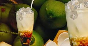 es kelapa gula merah