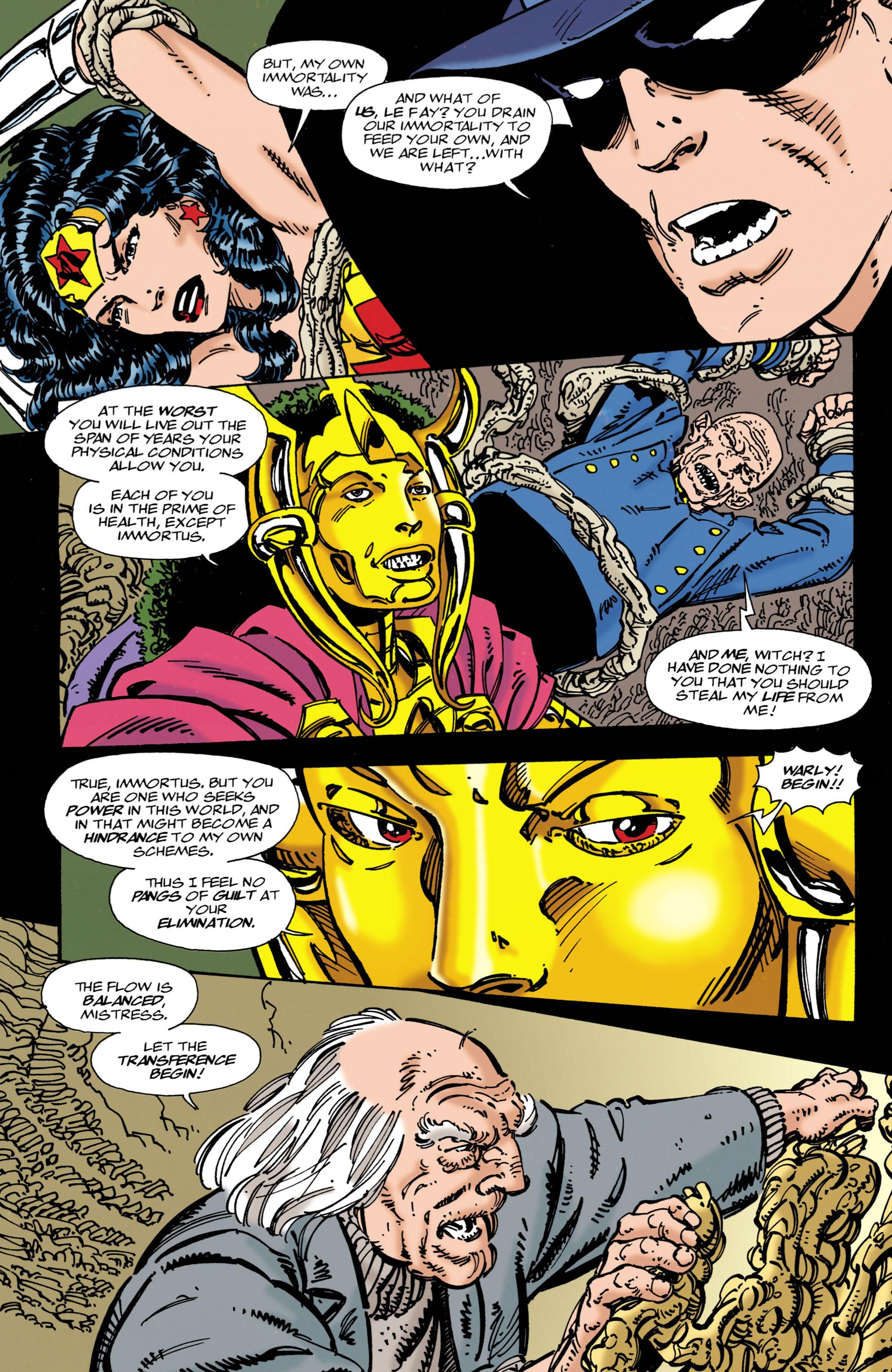 Read online Wonder Woman (1987) comic -  Issue #108 - 14