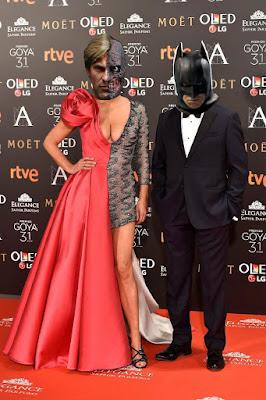 Memes premios Goya 2017