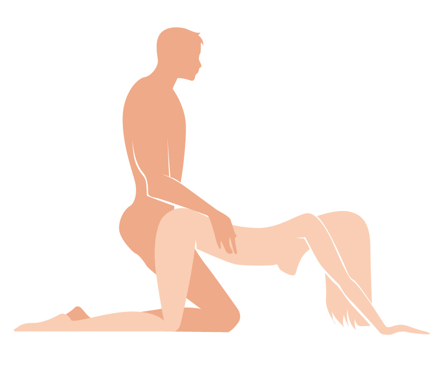 Real people in real sex positions