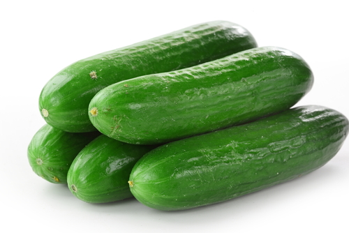 Health benefits of cucumber-