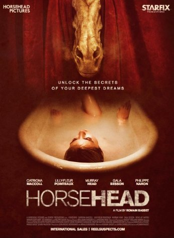 Horsehead cover art