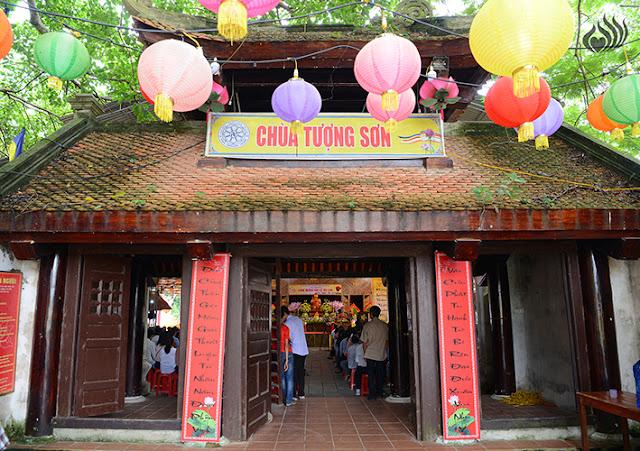 Hà Tĩnh: Du lịch Hương Sơn ghé đến ngôi chùa linh thiêng 'Chùa Tượng Sơn '