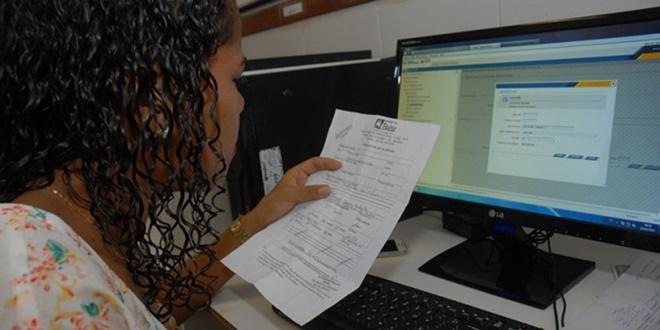 Bahia:Matrícula na rede estadual começa hoje terça-feira (24)