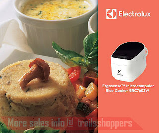 electrolux rice cooker