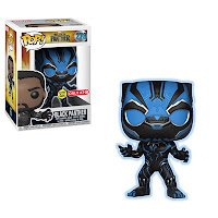 Pop! Marvel: Black Panther - Black Panther GITD Target