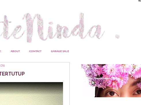 Ninda, Si Cantik yang Kritis dan Menginspirasi