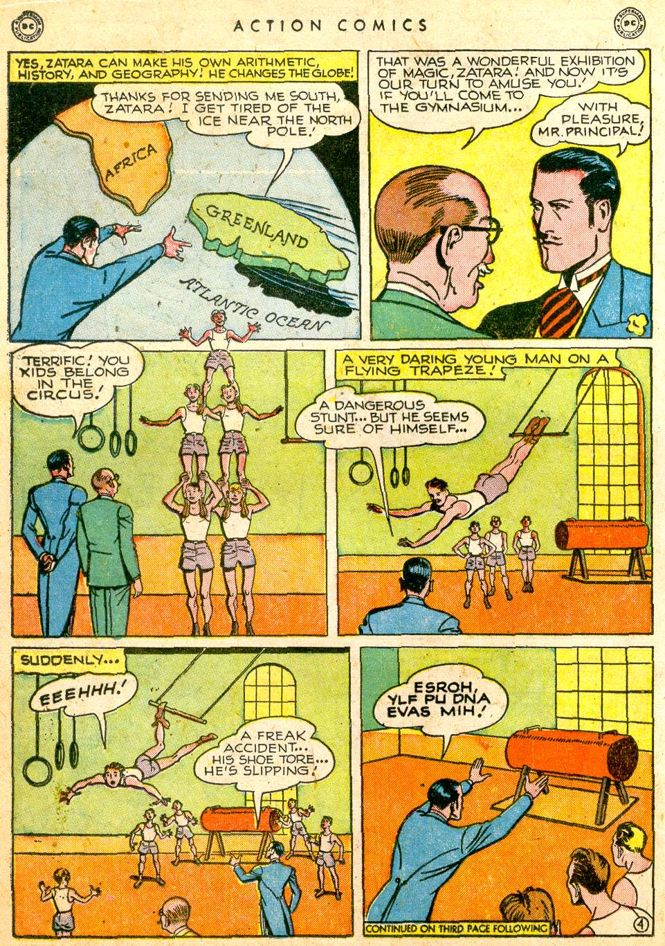 Read online Action Comics (1938) comic -  Issue #126 - 28