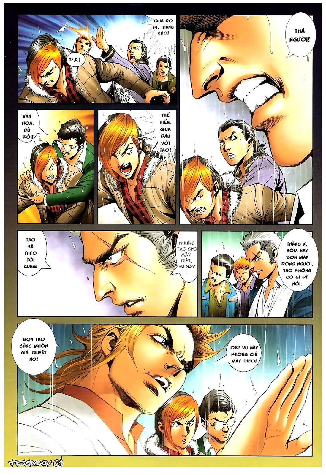 Người Trong Giang Hồ - Chapter 1383: Tiểu Xuân vs Thế Chương - Pic 16