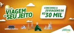 Cadastrar Promoção Petrobras 2019 Viagem do Seu Jeito