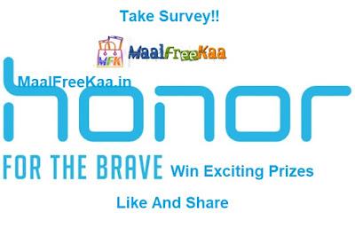 Free Honor Phone Survey