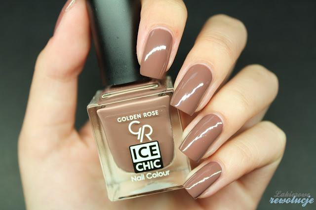 Golden Rose Ice Chic 45