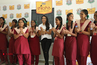 Actress Priya Anand with the Students of Shiksha Movement Event .COM 0017.jpg
