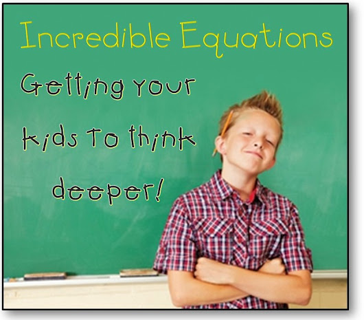 Your Students Will Love Incredible Equations!