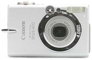 Canon IXUS 400 driver download Mac, Windows