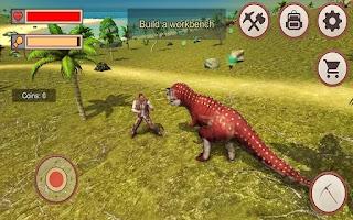 Jurassic Dino Island Survival 3D v1.0