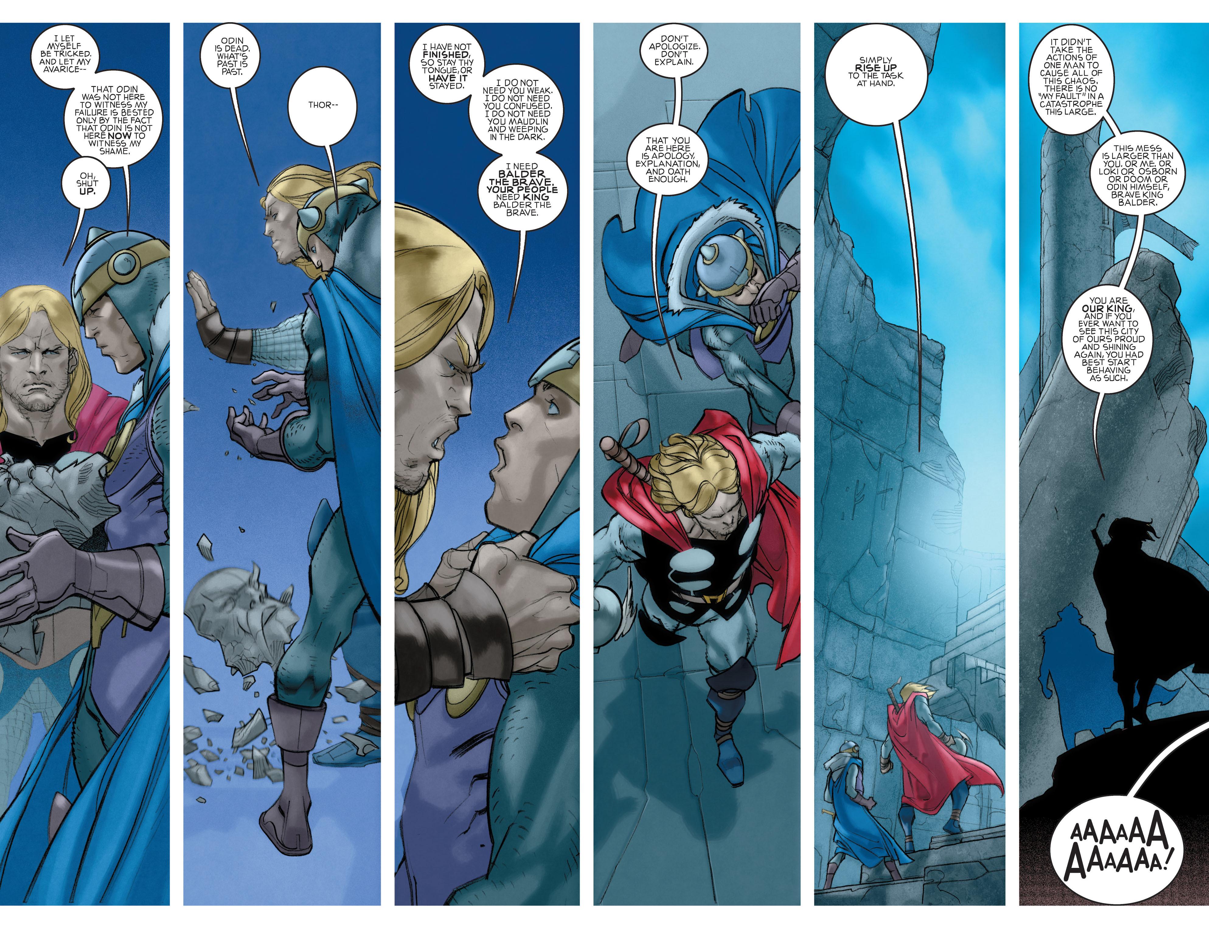 Thor (2007) Issue #615 #28 - English 19