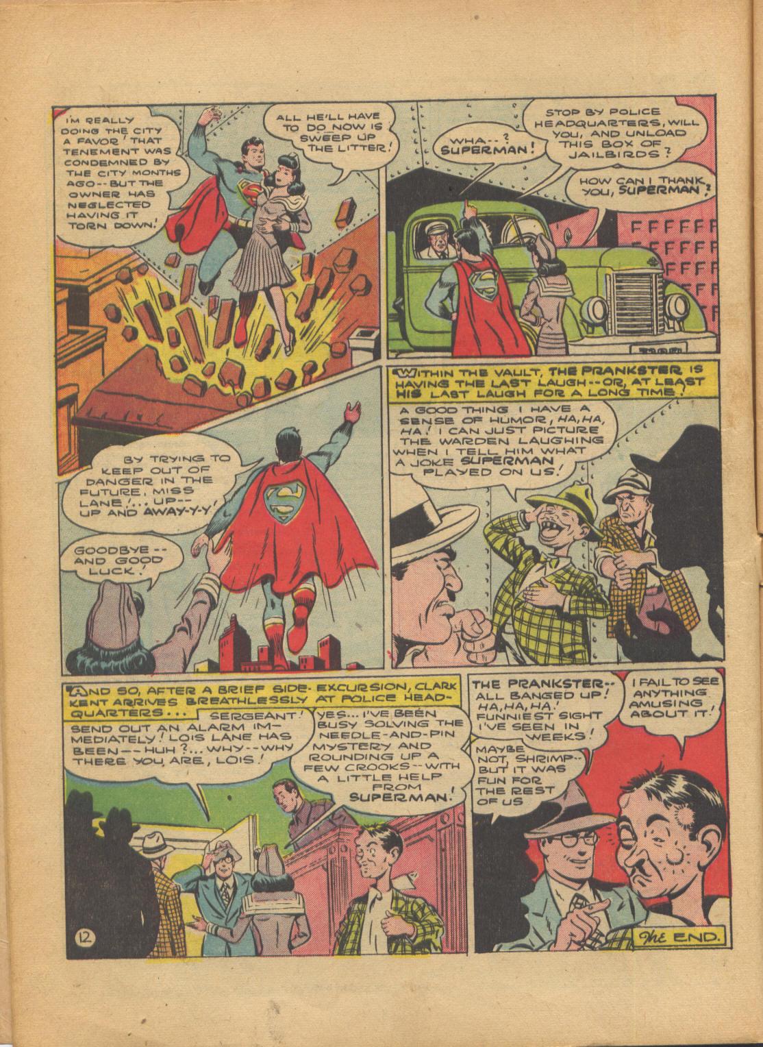 Action Comics (1938) 69 Page 12