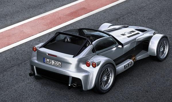 Donkervoort presentó el D8 GTO RS