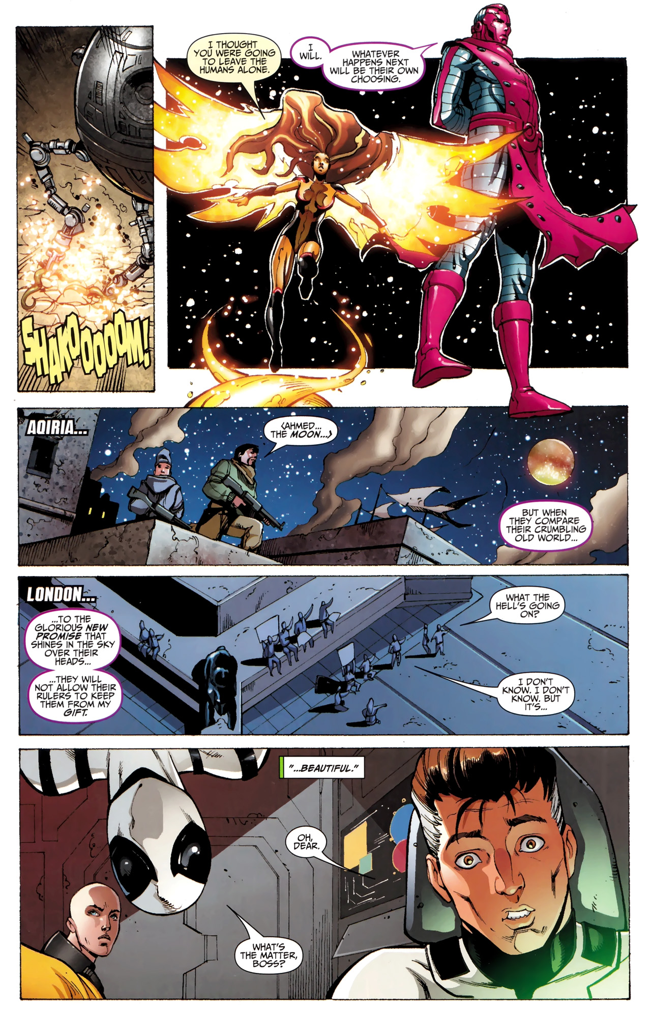 Read online Silver Surfer (2011) comic -  Issue #4 - 15