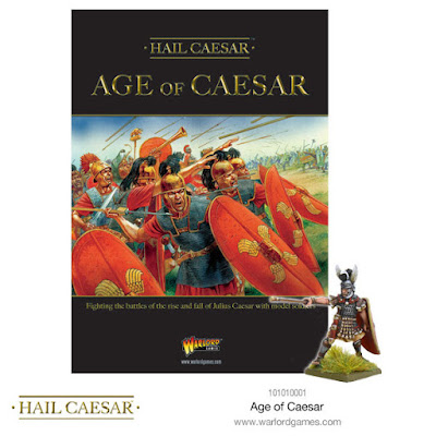 Pre-Order Age Of Caesar Hail Caesar Supplement