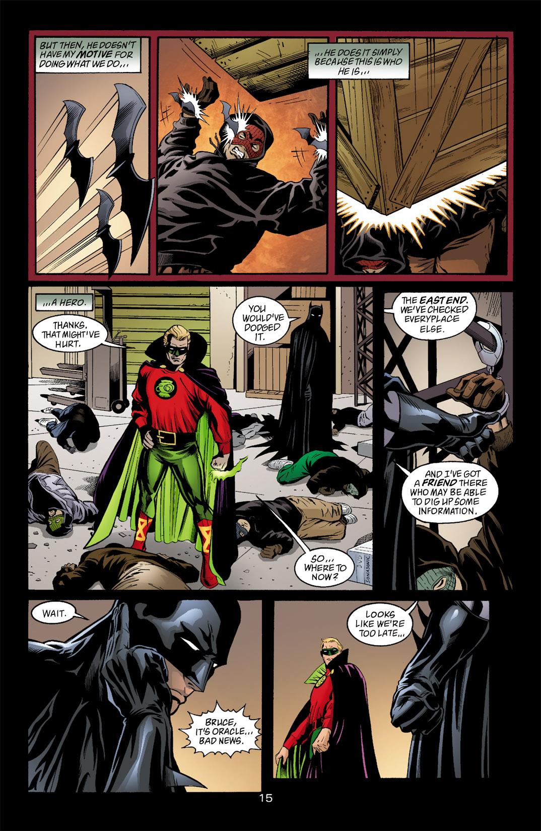 Detective Comics (1937) 785 Page 15