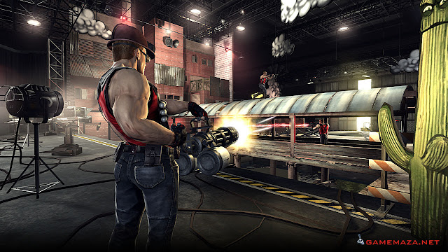 Duke Nukem Forever Gameplay Screenshot 1