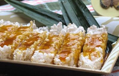 resep masakan,resep kue, kue tradisional, kue rangi adalah, kue gula jawa, kue betawi, resep wasiat, resep nenek moyang, kue kelapa