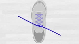 Cara Mengikat Tali Sepatu Tutorial 1