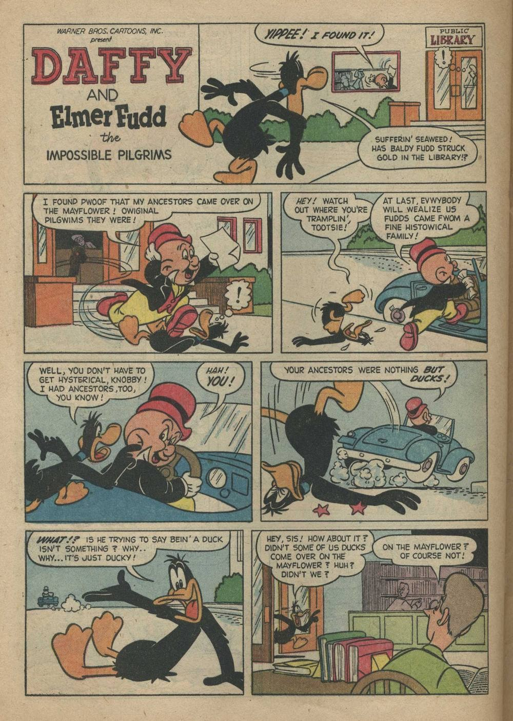 Daffy issue 4 - Page 28