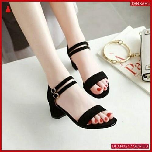 DFAN3212S29 Sepatu Us 42 Hils Wanita Hak Tahu BMGShop