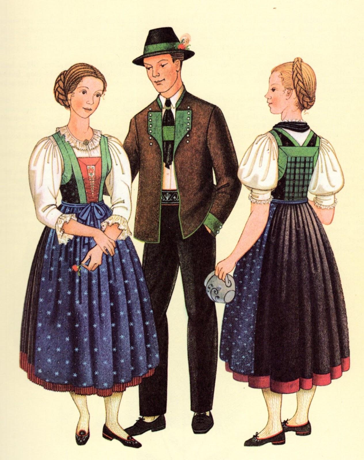 немцы костюм картинки даже мнение