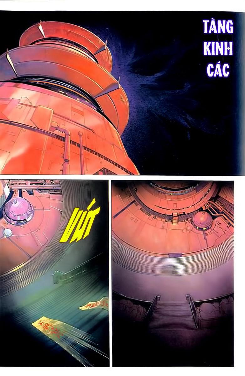 Cyber Weapon Z - Siêu Thần Z chap 2 - Trang 29