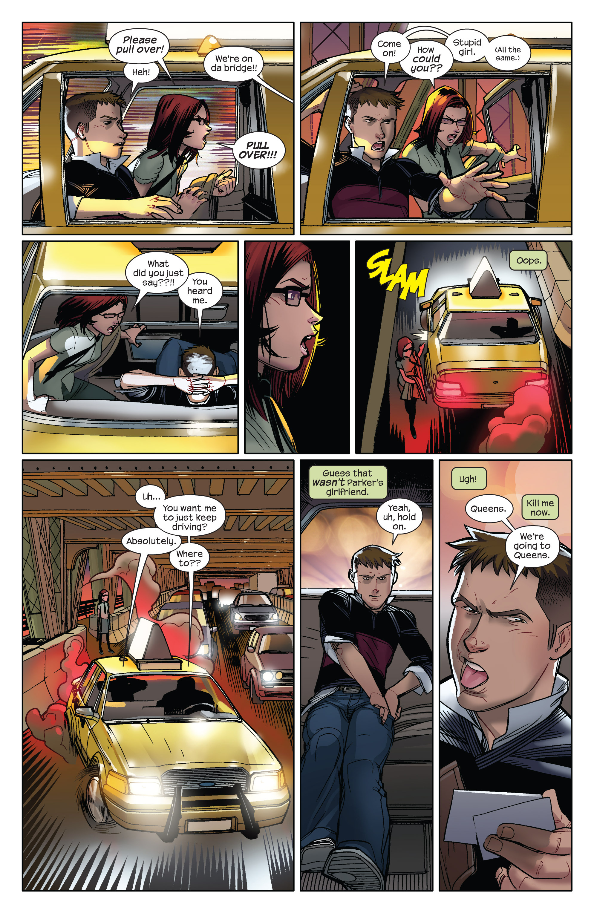 Read online Ultimate Spider-Man (2009) comic -  Issue #12 - 6