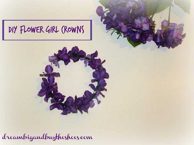 Dream Big & Buy The Shoes: DIY Flower Crowns