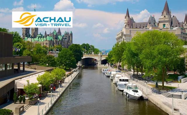 Những địa điểm nên đi khi du lịch Canada vào hè này5