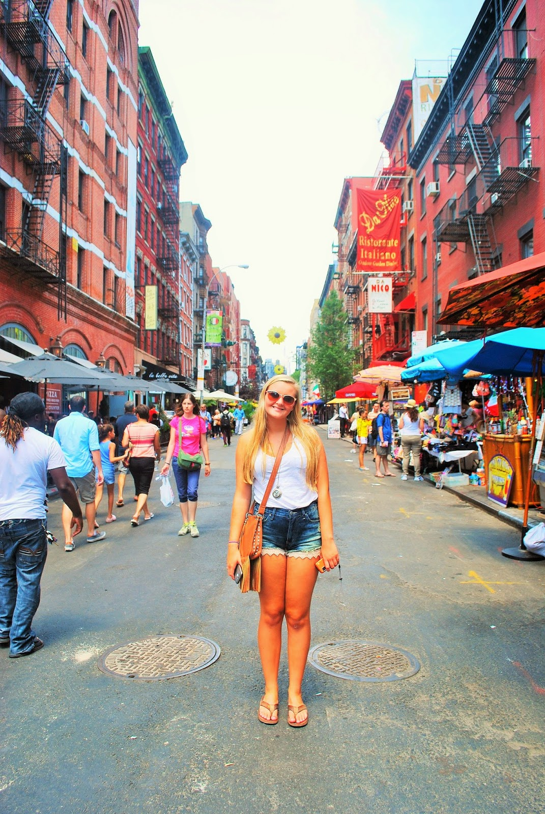 Visit Little Italy: New York City