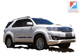 Mobil Travel Toyota Fortuner