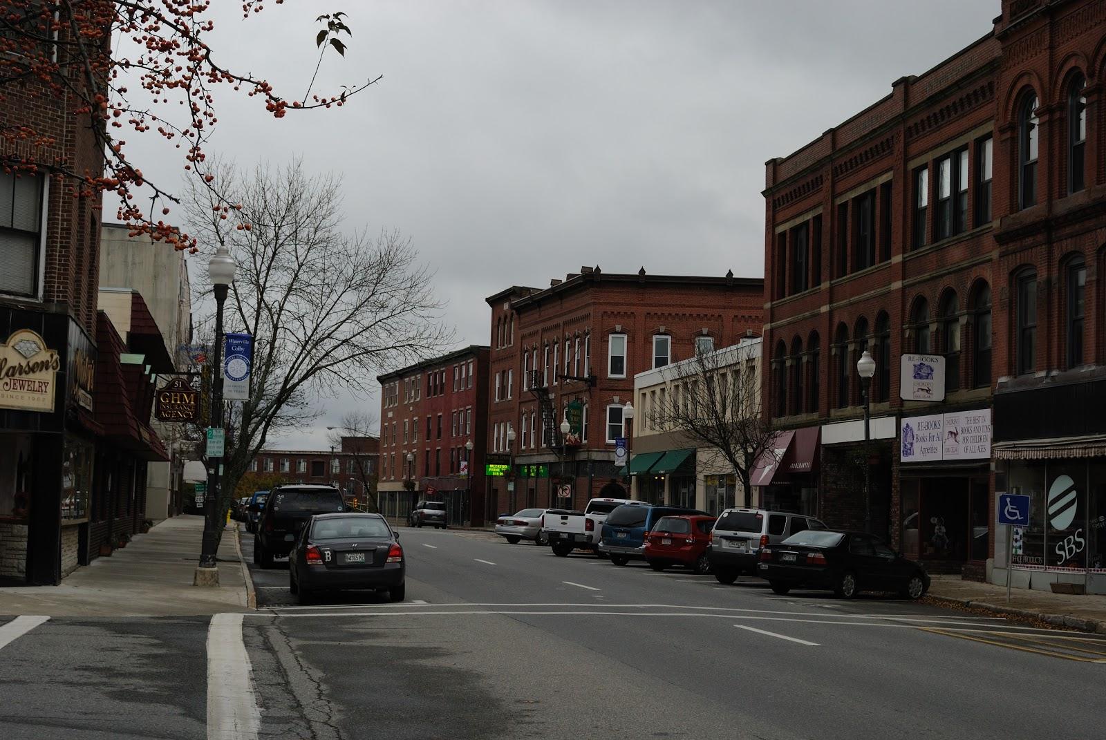 Waterville Maine Restaurants Downtown
